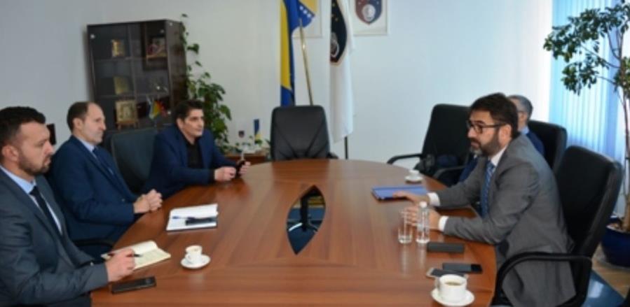 Prva transverzala i trolejbus ka Vogošći prioriteti Vlade Kantona Sarajevo