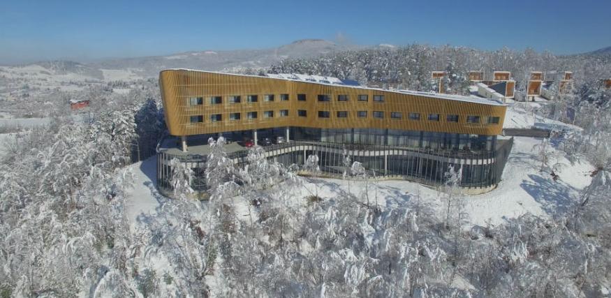 Resort koji Tarčin pretvara u turistički centar zimske sezone