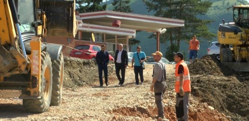 Izgradnja mosta prema Novoj industrijskoj zoni teče planiranom dinamikom