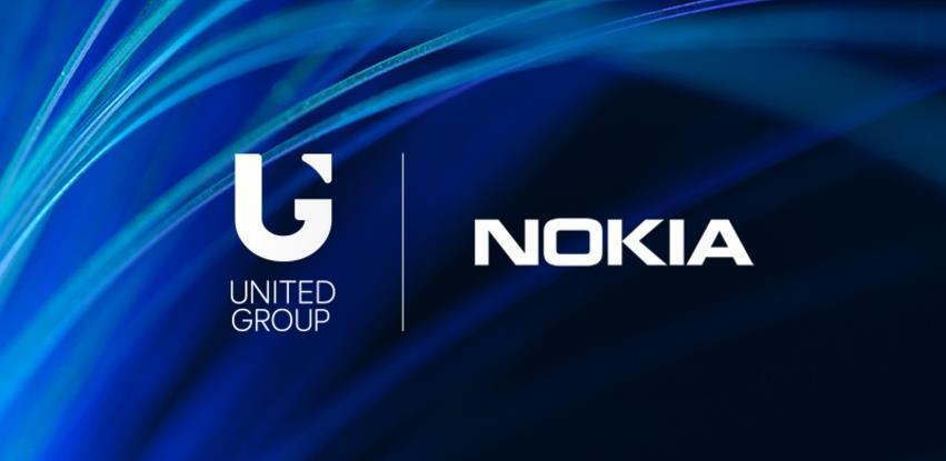 United Grupa odabrala kompaniju Nokia za partnera u uvođenju nove generacije optičke mreže