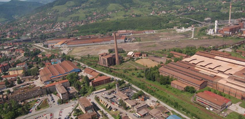 Na prodaju četiri parcele u Radnoj zoni Zenica I