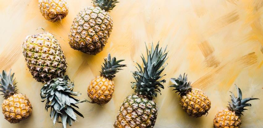BiH uvezla 2.645,331 kg ananasa i drugog tropskog voća