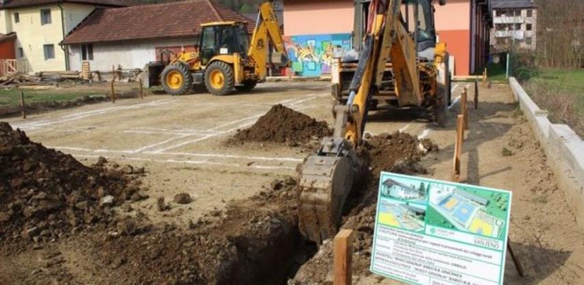 U Potočarima se gradi Centar za edukaciju