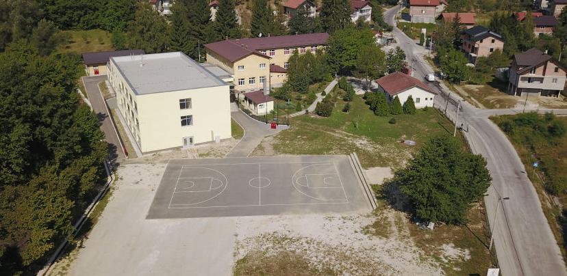 Počinje gradnja sportske dvorane u školi u Dobroševićima