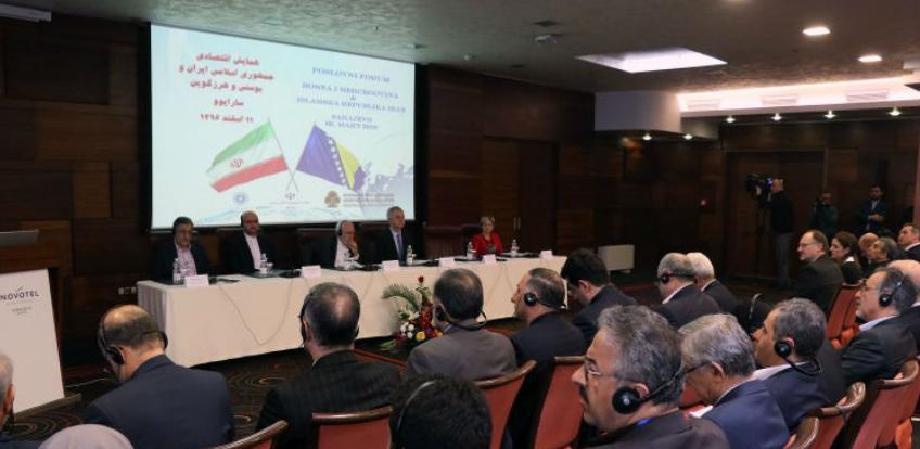 Veliko tržište Irana šansa za izvoz bh. proizvoda