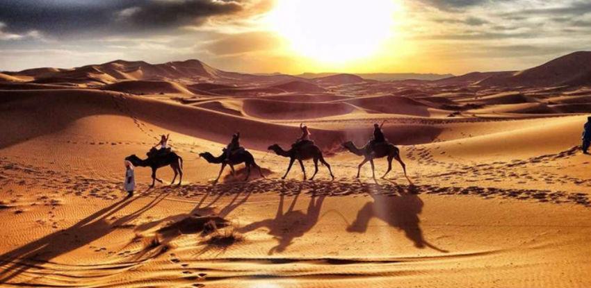 Maroko 'Fascinacija 1001 noći'