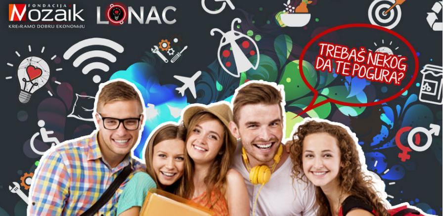 LONAC.pro – bezštelna prilika za mlade