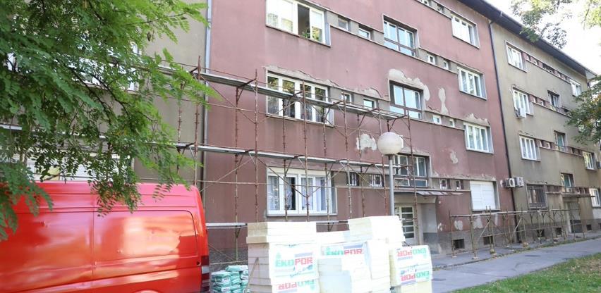Poboljšanje energetske efikasnosti za novih 16 stambenih zgrada u Zenici