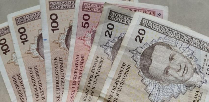 Depoziti stanovništva u BiH iznose 13,35 milijardi KM