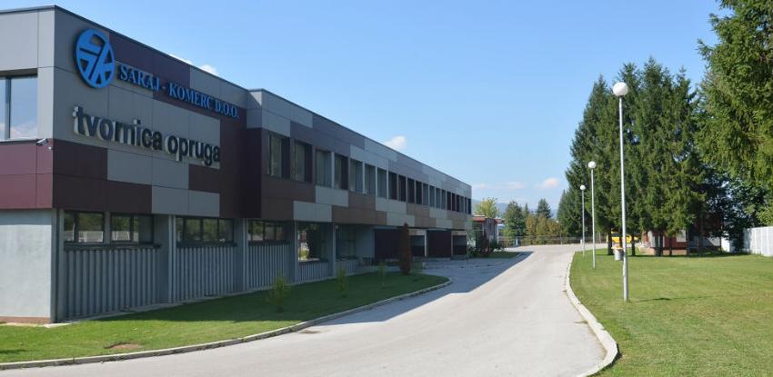 Saraj-Komerc gradi četvrti proizvodni objekat, izvozi i zapošljava nove radnike