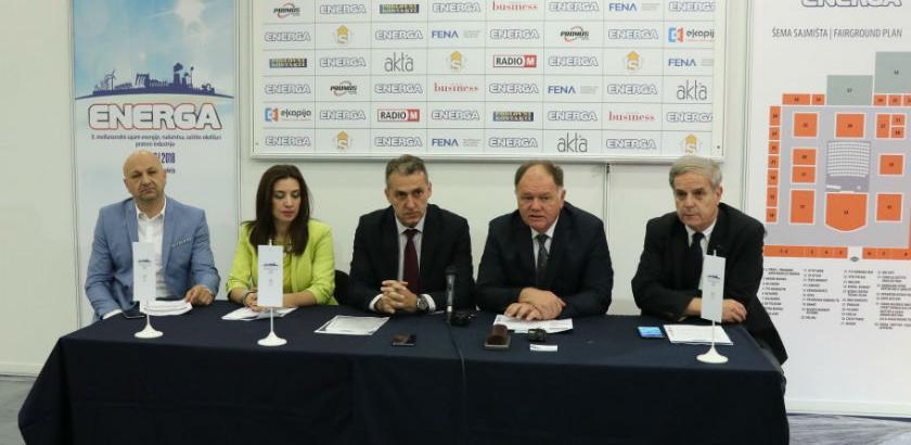 Sutra počinje sajam ENERGA: Sarajevo i ove godine energetski centar regije