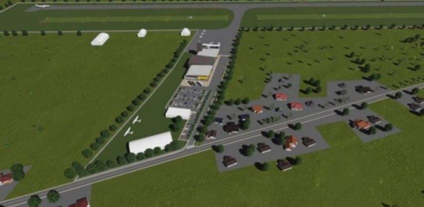 Važan projekt: Za izgradnju aerodroma u Bihaću 25 miliona KM