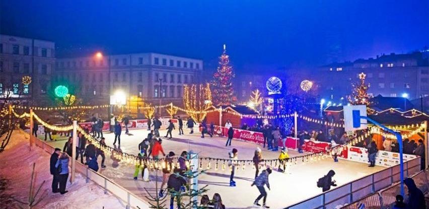 Po prvi put Ilidža dobija 'zimsku čaroliju': Klizalište, holiday marketi, holiday pub...
