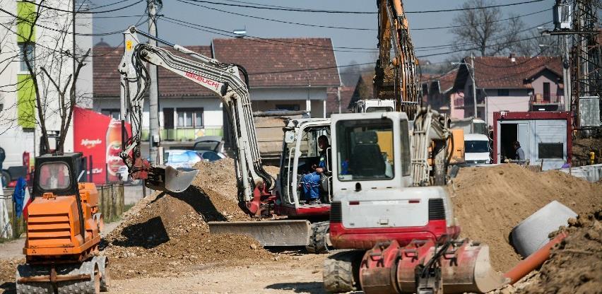 Intenzivirani radovi na izgradnji centralne saobraćajnice u Šargovcu