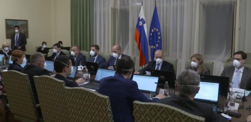 Slovenska vlada predstavila prvi paket mjera za ublažavanje krize