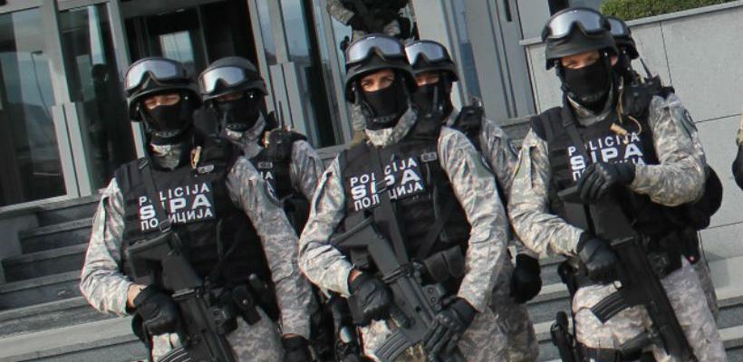 SIPA dobija odjel za borbu protiv terorizma