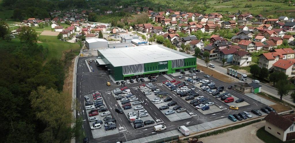 Bingo otvorio prvu trgovinu u Ključu, zaposleno 50 novih radnika