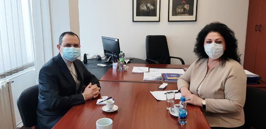 Iranske kompanije zainteresovane za ulaganje u BiH
