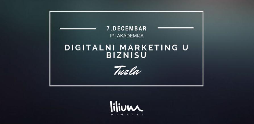Seminar: Kako do novih kupaca uz Google i Facebook oglašavanje