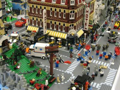 """""""Lego"""" dominira na tržištu igračaka"""