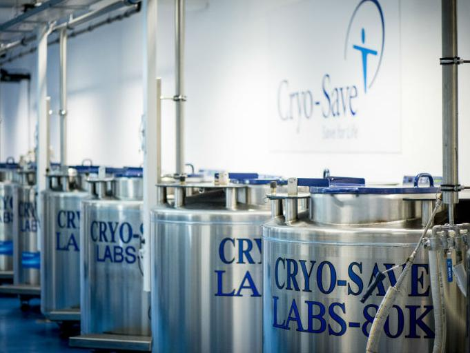 Potvrđena liderska pozicija CryoSave-a u Evropi i svijetu