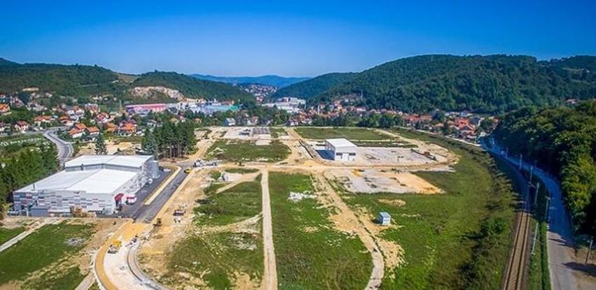 U Privrednoj zoni Hadžići na prodaju zemljišta za izgradnju proizvodnog objekta