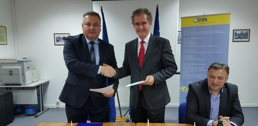 FIPA i Vijeće za strane investitore FBiH potpisali Memorandum o saradnji