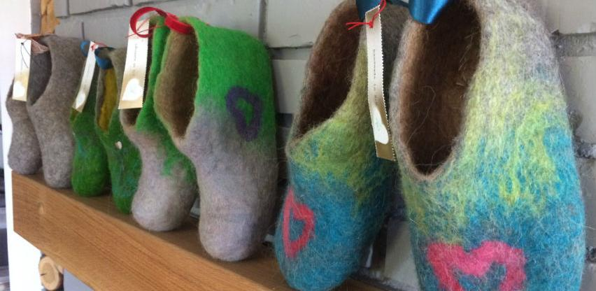 Dragana Dragić Erlingsen osvaja turiste proizvodima od filcane vune