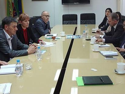Gradska uprava nastavila razgovore o projektu TETO Zenica