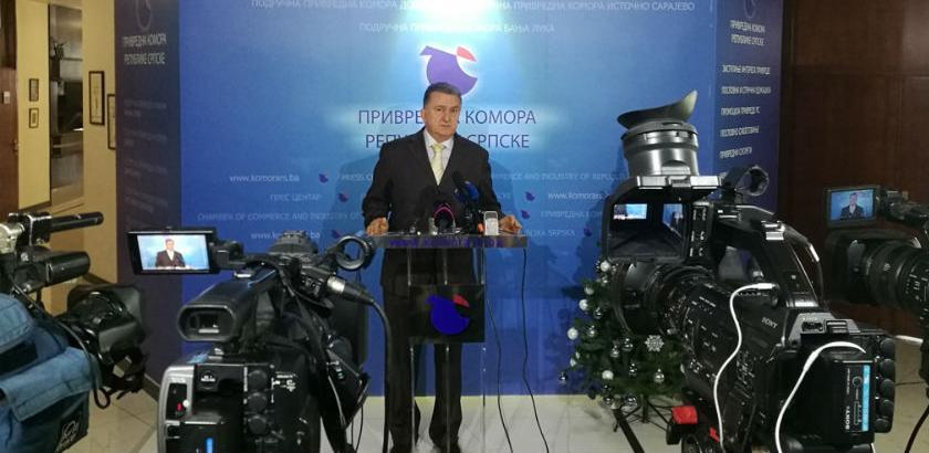 Borko Đurić: Republici Srpskoj treba veći privredni rast