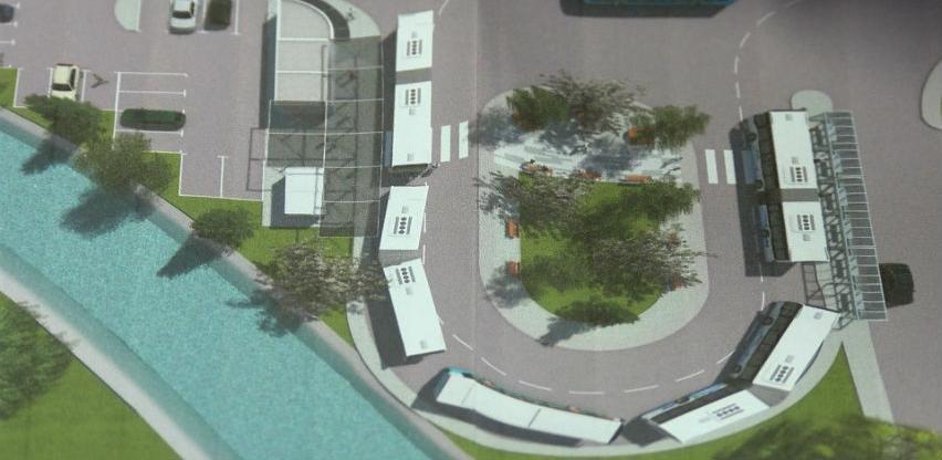 Počinju radovi na izgradnji autobuskog stajališta u Vogošći