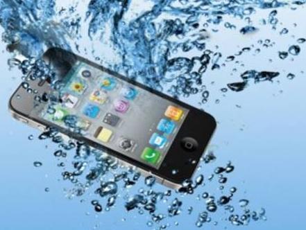 Jednog dana vaš mobitel će se otapati u vodi