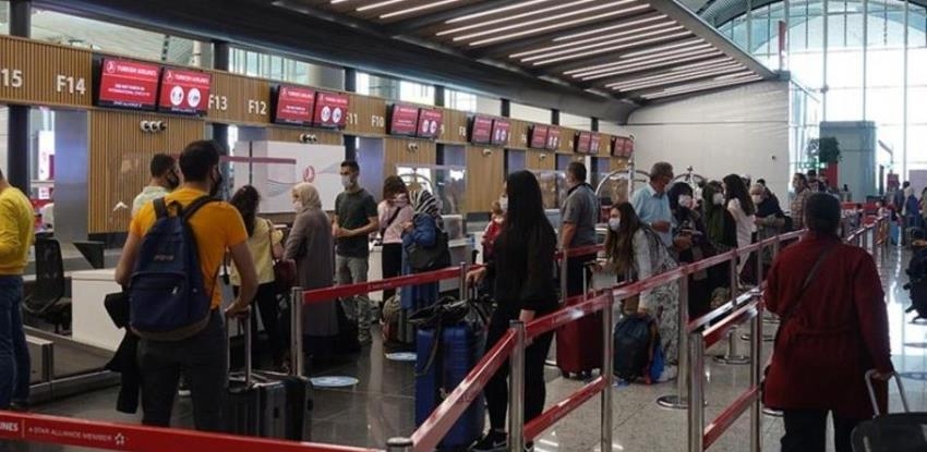 Turska neće tražiti PCR test za posjetioce iz 16 država i regija
