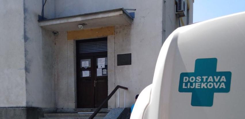 Ministarstvo civilnih poslova isporučilo PCR testovi koje je donirala Kina
