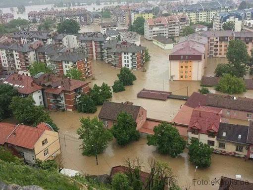 Sanacija šteta od poplava u BiH po uzoru na Njemačku