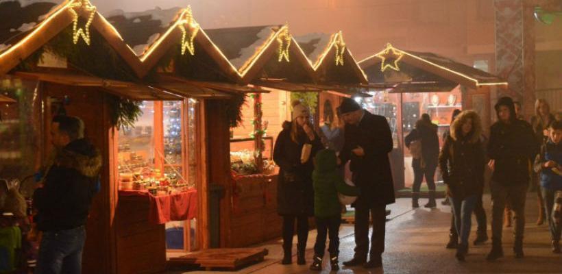 """Svečano otvoren sedmi """"Coca-Cola Sarajevo Holiday Market"""""""