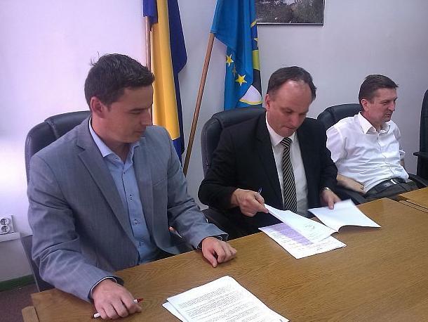 Potpisani ugovori o sufinansiranju projekata zaštite okolice