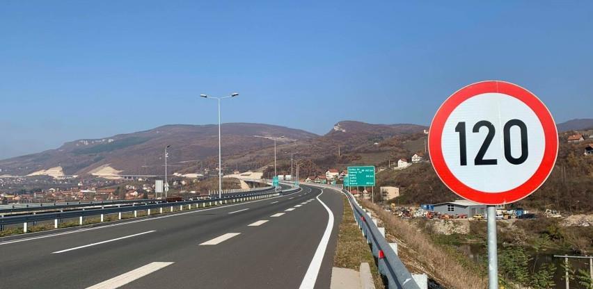 Autoceste FBiH iz medija saznale o zabrani korištenja Zeničke zaobilaznice