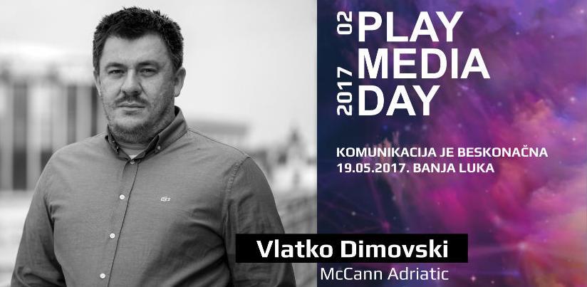 Vlatko Dimovski: Odnos klijenta i agencije je kao brak muškarca i žene