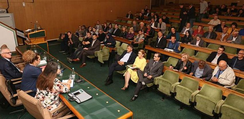 Održana javna rasprava o okolišnoj dozvoli za buduću toplanu u Zenici