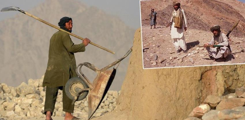 Šta će biti sa rudnim bogatstvom Afganistana: Nalazišta vrijedna skoro bilion dolara