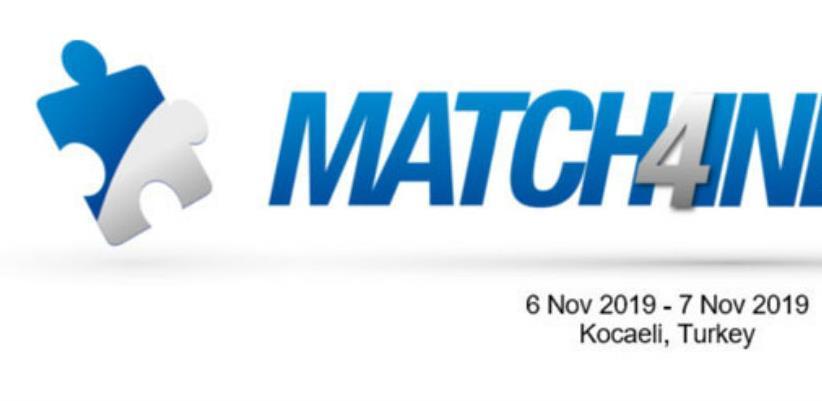 """Poziv za učešće na međunarodnim poslovnim susretima firmi """"Match4Industry"""""""