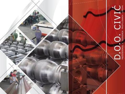 Civić: Proizvodnja i ugradnja profilisanih limova
