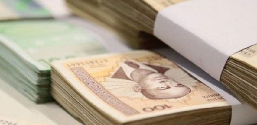 Federacija se trezorskim zapisima zadužila za 50 miliona KM