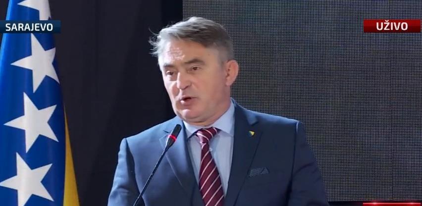 Komšić: Aktivnosti Oružanih snaga BiH državu vode u NATO