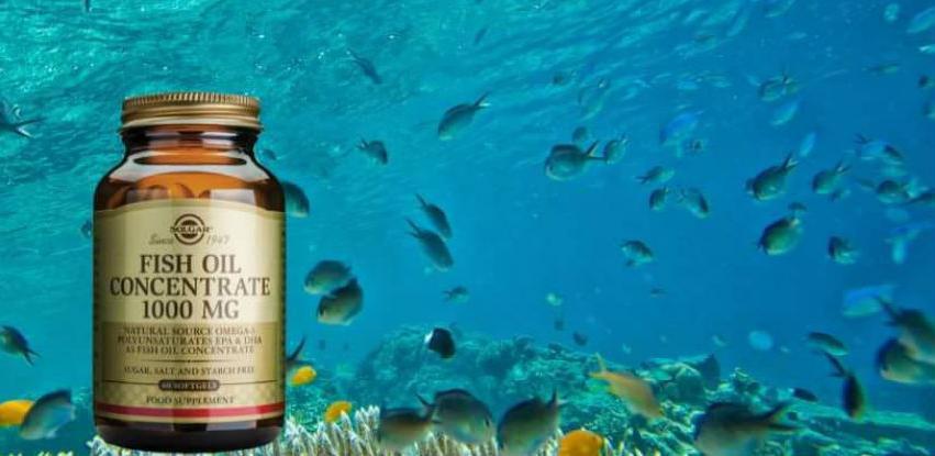 Uz Solgarov Fish Oil Concentrate srce uvijek pobjeđuje
