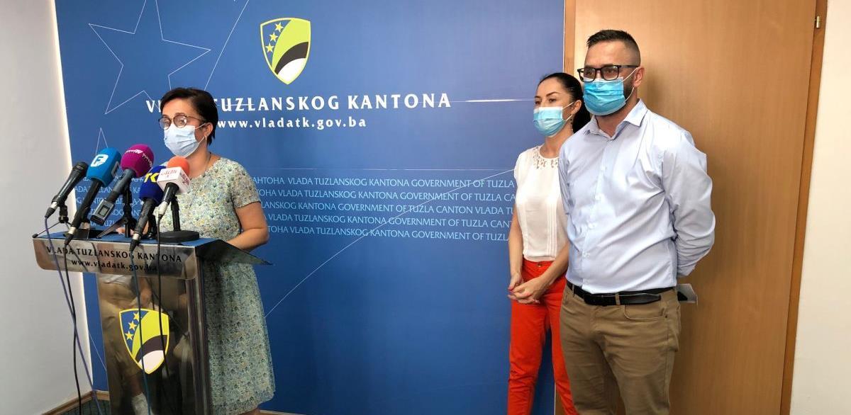I u Tuzlanskom kantonu počela masovna vakcinacija bez najave