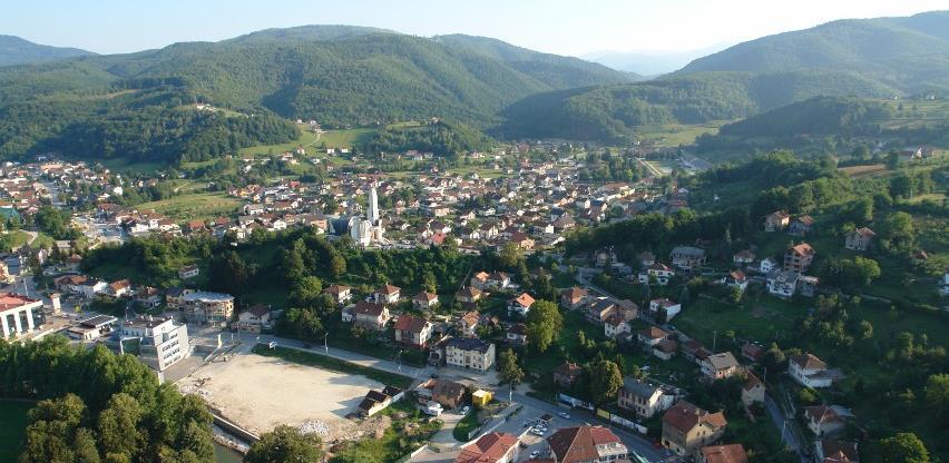 Kiseljak dobiva obilaznicu s tunelom, moderni DZ te zonu sporta i rekreacije