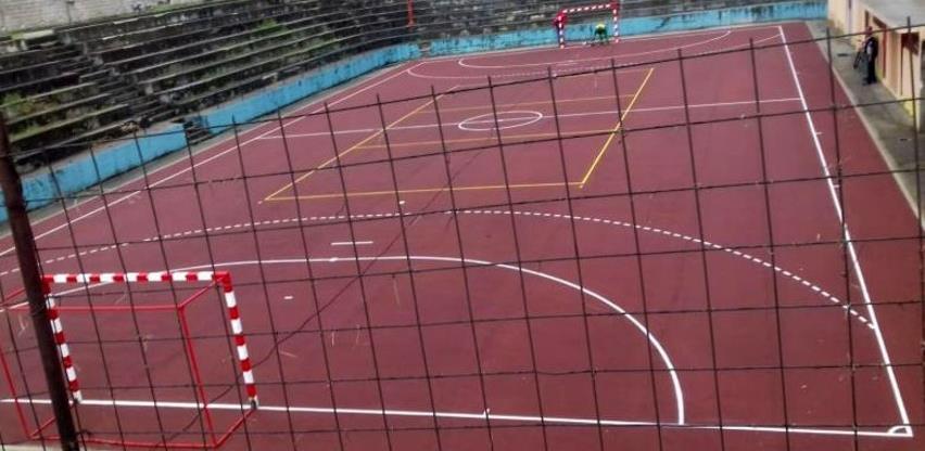 Jablanica dobila igralište sa tartan podlogom