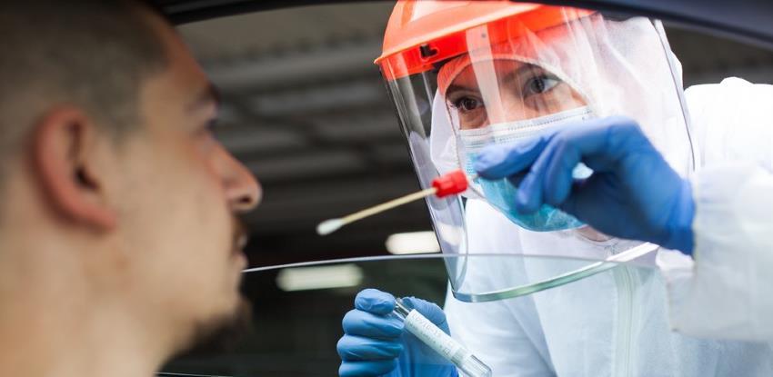 Krizni štab FMZ ponovo uputio zahtjeve za reguliranje ulaska u BiH s PCR testom